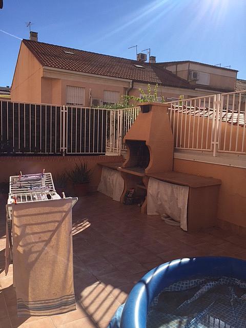 Terraza - Bajo en alquiler en calle Peñiscola, Alameda Park en Manises - 321257829