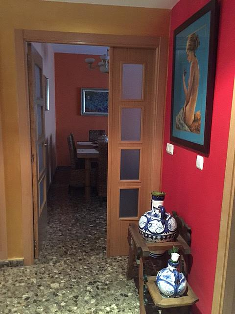 Pasillo - Bajo en alquiler en calle Peñiscola, Alameda Park en Manises - 321257844