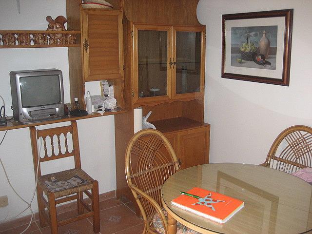 Salón - Casa en alquiler en calle Cullera, Cullera - 126520893