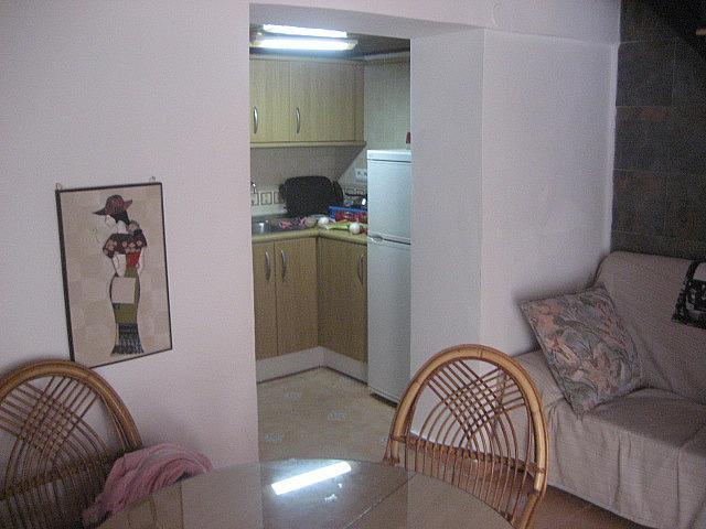 Comedor - Casa en alquiler en calle Cullera, Cullera - 126520894