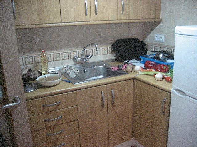 Cocina - Casa en alquiler en calle Cullera, Cullera - 126520895