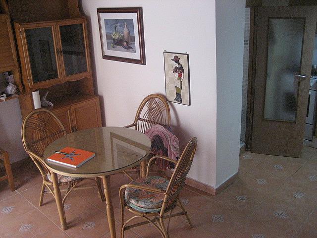 Salón - Casa en alquiler en calle Cullera, Cullera - 126520903