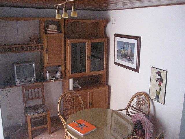 Comedor - Casa en alquiler en calle Cullera, Cullera - 126520904