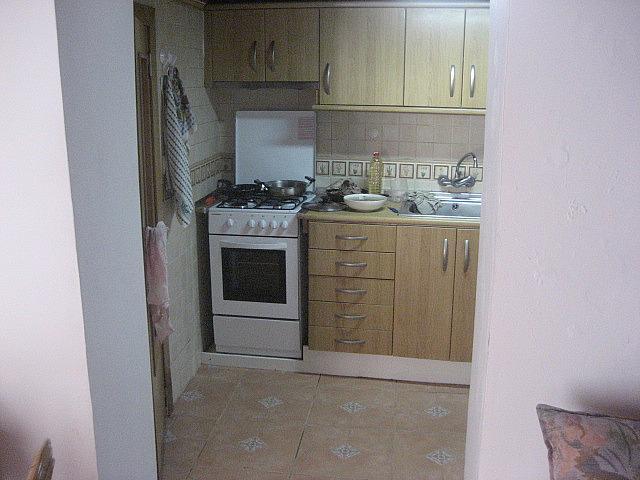 Cocina - Casa en alquiler en calle Cullera, Cullera - 126520906