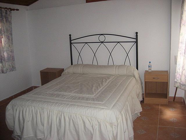Dormitorio - Casa en alquiler en calle Cullera, Cullera - 126520907