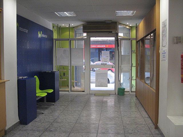 Local comercial en alquiler en calle Ribaroja, Manises - 142247355