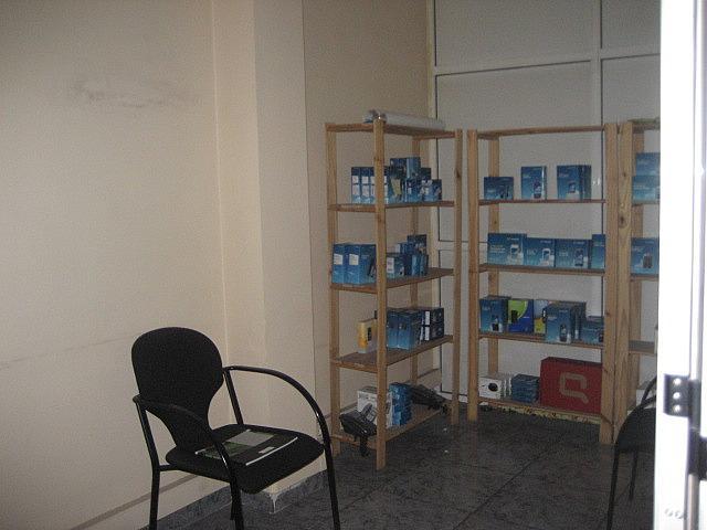 Local comercial en alquiler en calle Ribaroja, Manises - 142247362