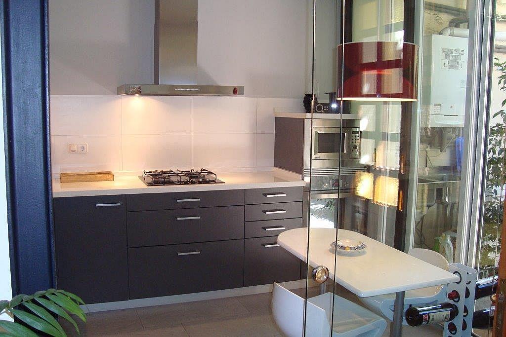 Cocina - Casa en alquiler en calle Mercado, Quart de Poblet - 147644287
