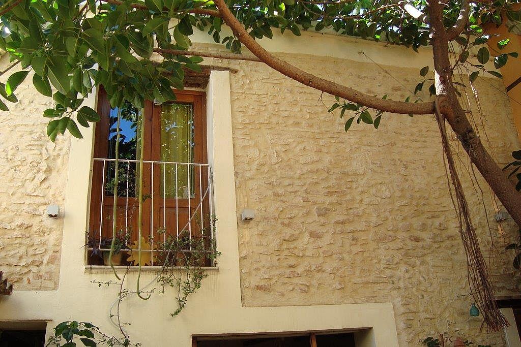 Patio - Casa en alquiler en calle Mercado, Quart de Poblet - 147644290