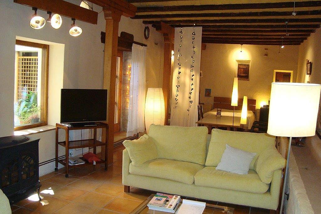 Salón - Casa en alquiler en calle Mercado, Quart de Poblet - 147644304