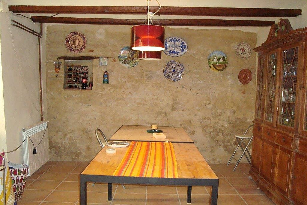 Cocina - Casa en alquiler en calle Mercado, Quart de Poblet - 147644312