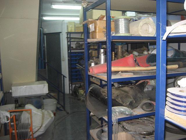 Nave industrial en alquiler en calle Rosas, Manises - 161049886