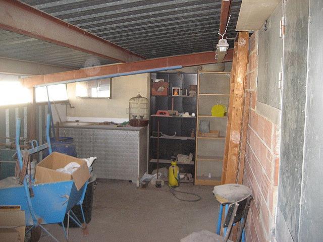 Planta altillo - Nave industrial en alquiler en calle Rosas, Manises - 161049902