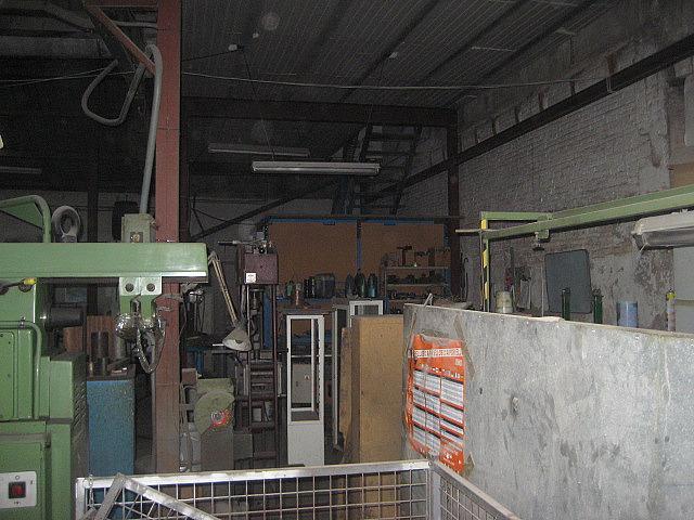 Nave industrial en alquiler en calle Rosas, Manises - 161049911