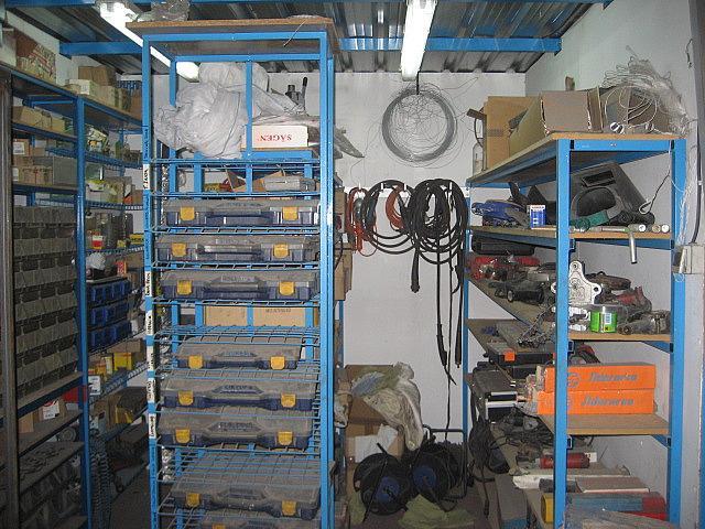 Nave industrial en alquiler en calle Rosas, Manises - 161049914