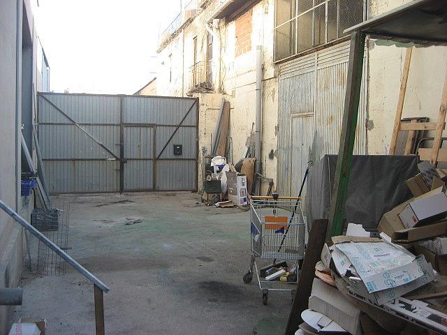 Zonas comunes - Nave industrial en alquiler en calle Rosas, Manises - 161049926