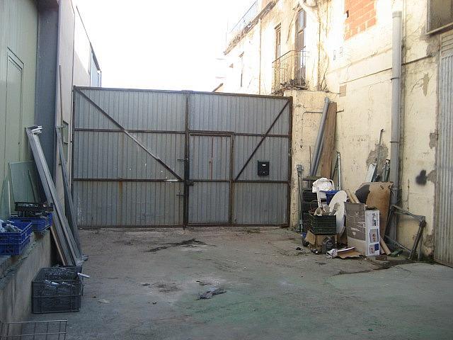 Zonas comunes - Nave industrial en alquiler en calle Rosas, Manises - 161049929