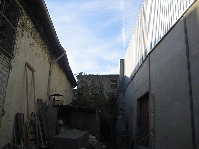 Zonas comunes - Nave industrial en alquiler en calle Rosas, Manises - 161049932