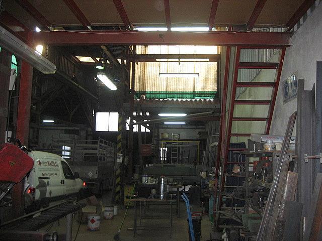 Nave industrial en alquiler en calle Rosas, Manises - 161049935