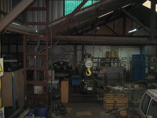Nave industrial en alquiler en calle Rosas, Manises - 161049943