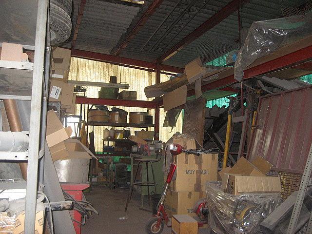 Planta altillo - Nave industrial en alquiler en calle Rosas, Manises - 161049950