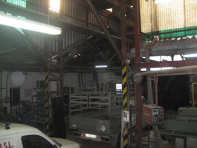 Nave industrial en alquiler en calle Rosas, Manises - 161049953