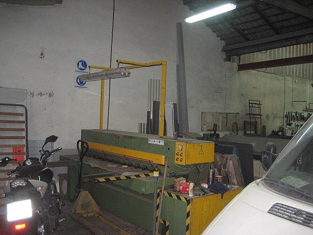 Nave industrial en alquiler en calle Rosas, Manises - 161049961