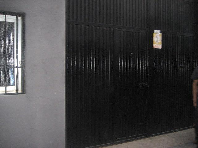 Fachada - Nave industrial en alquiler en calle Rosas, Manises - 161050000