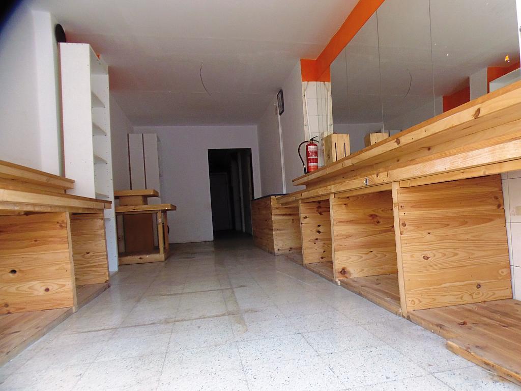 Local comercial en alquiler en barrio Provençals de Poblenou, Provençals del Poblenou en Barcelona - 298012731