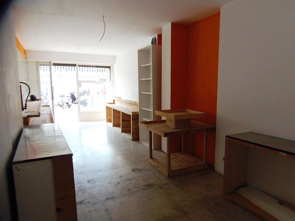Local comercial en alquiler en barrio Provençals de Poblenou, Provençals del Poblenou en Barcelona - 298012741