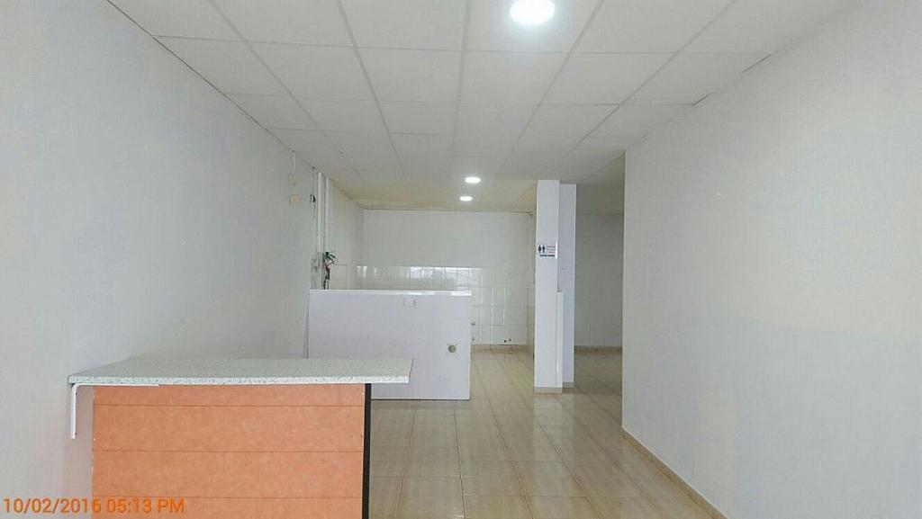 Local comercial en alquiler en Agüimes - 358087649
