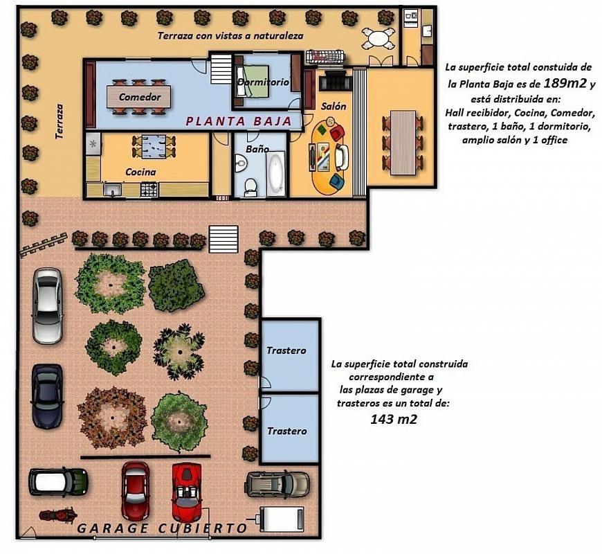 Casa en alquiler en Santa Brígida - 358101578