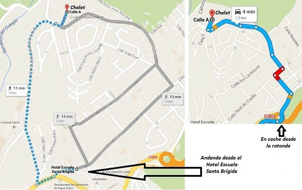 Casa en alquiler en Santa Brígida - 358101584