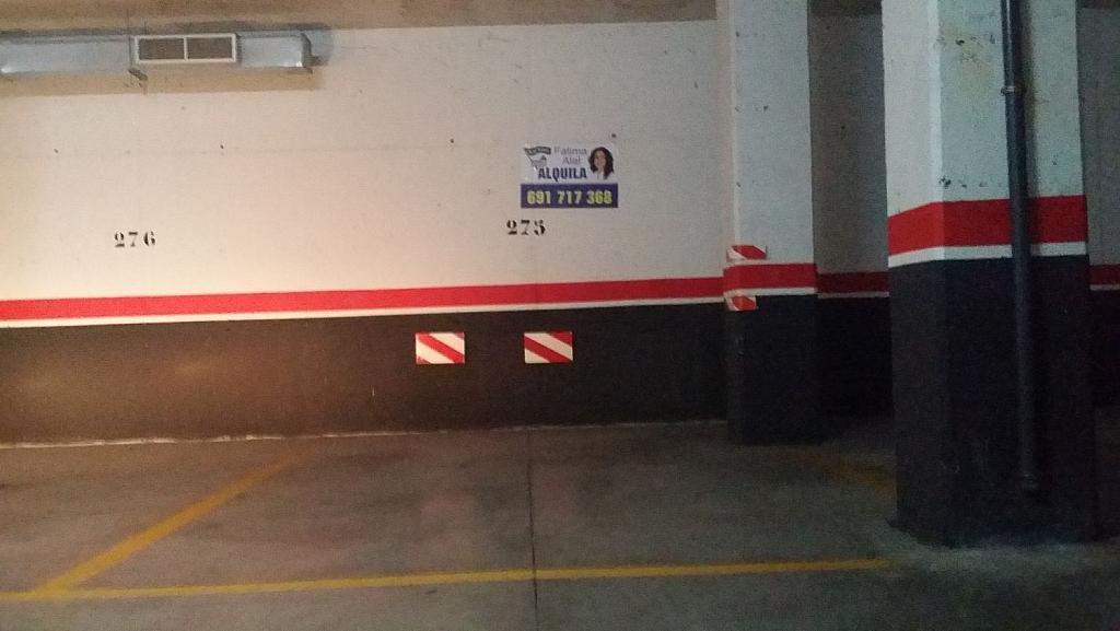 Garaje en alquiler en Siete Palmas en Palmas de Gran Canaria(Las) - 358096985
