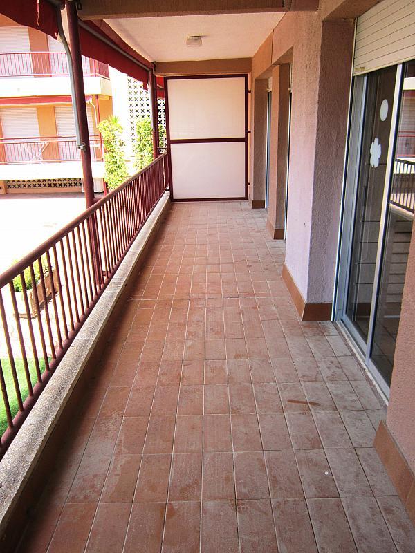 Terraza - Apartamento en venta en calle Brussel·Les, Capellans o acantilados en Salou - 280331088