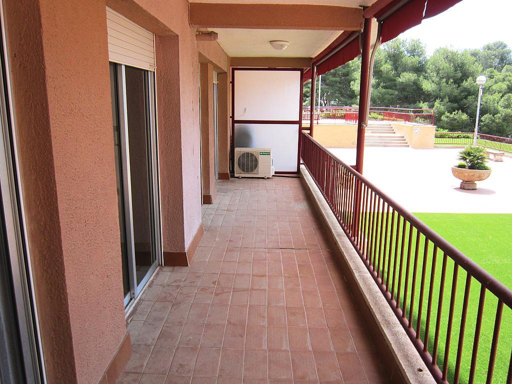 Terraza - Apartamento en venta en calle Brussel·Les, Capellans o acantilados en Salou - 280331170