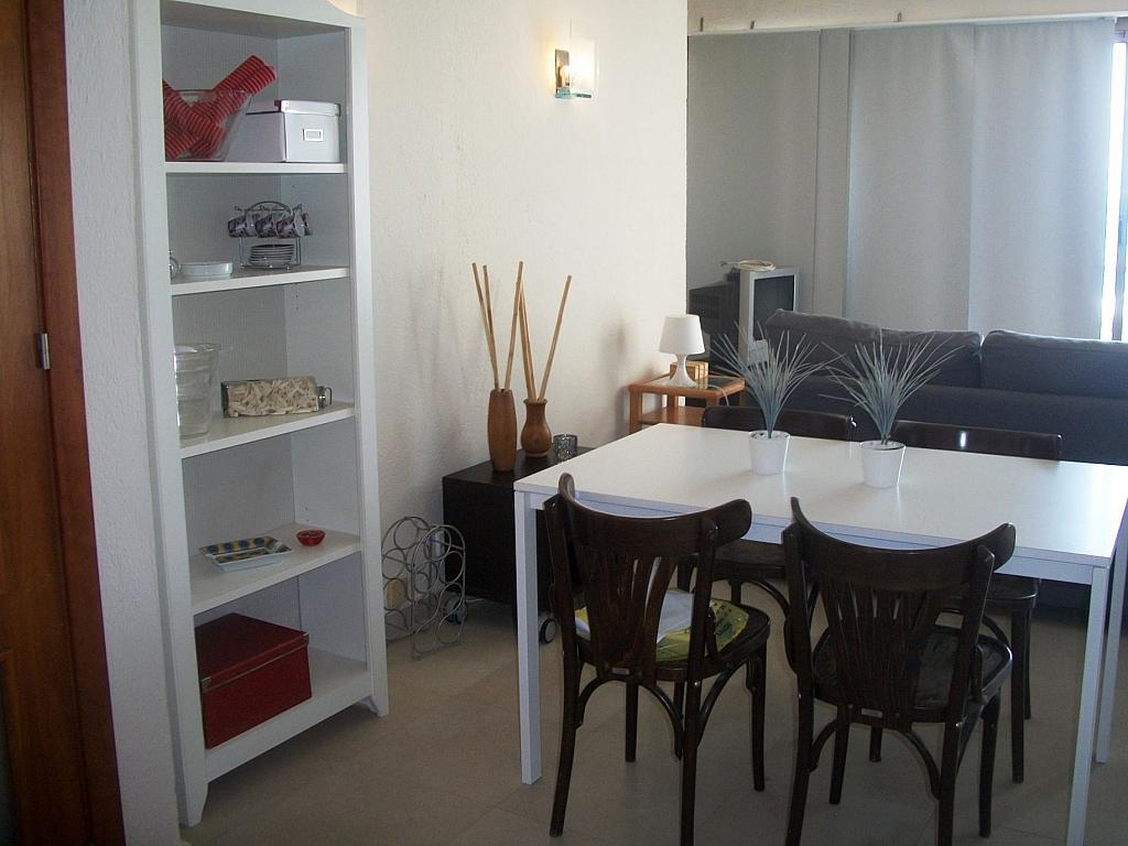 Comedor - Apartamento en venta en calle Bruselas, Capellans o acantilados en Salou - 125260617