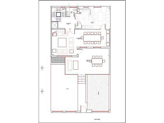 Casa adosada en alquiler en Chamartín en Madrid - 264011857