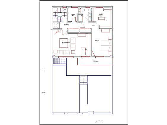 Casa adosada en alquiler en Chamartín en Madrid - 264011860