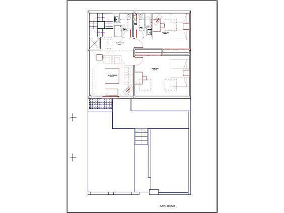 Casa adosada en alquiler en Chamartín en Madrid - 264011863