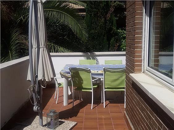 Casa adosada en alquiler en Piovera-Conde Orgaz en Madrid - 297162149