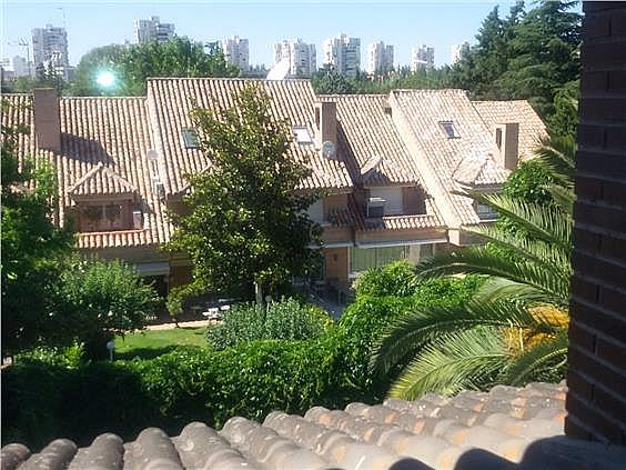 Casa adosada en alquiler en Piovera-Conde Orgaz en Madrid - 297162152