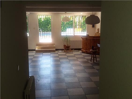Casa adosada en alquiler en Piovera-Conde Orgaz en Madrid - 297162251