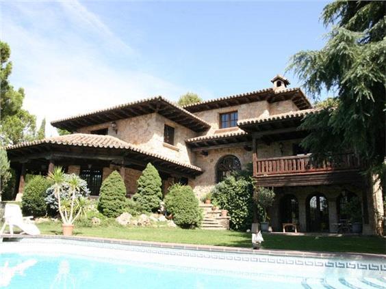 Casa en alquiler en Hortaleza en Madrid - 123451711