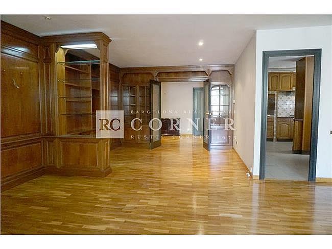 Piso en alquiler en Les Tres Torres en Barcelona - 313928313