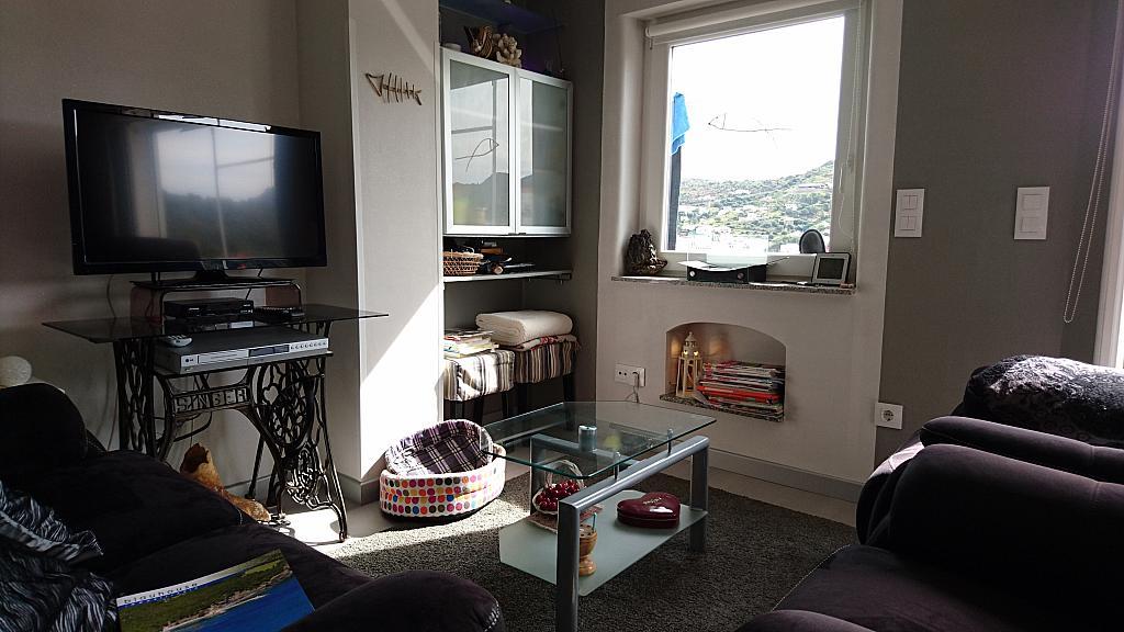 Salón - Apartamento en venta en calle Panoramar, Port de la Selva, El - 273054260