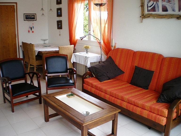 Comedor - Apartamento en venta en calle Garrotxa, Llançà - 296600295