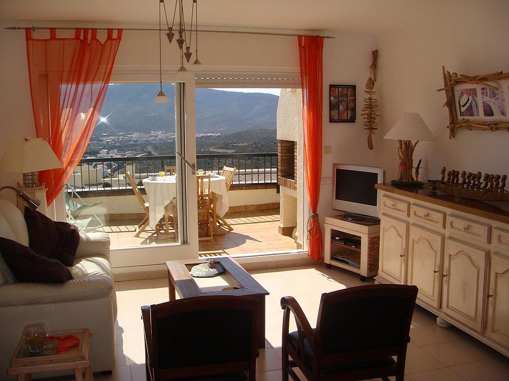 Salón - Apartamento en venta en calle Garrotxa, Llançà - 296600300