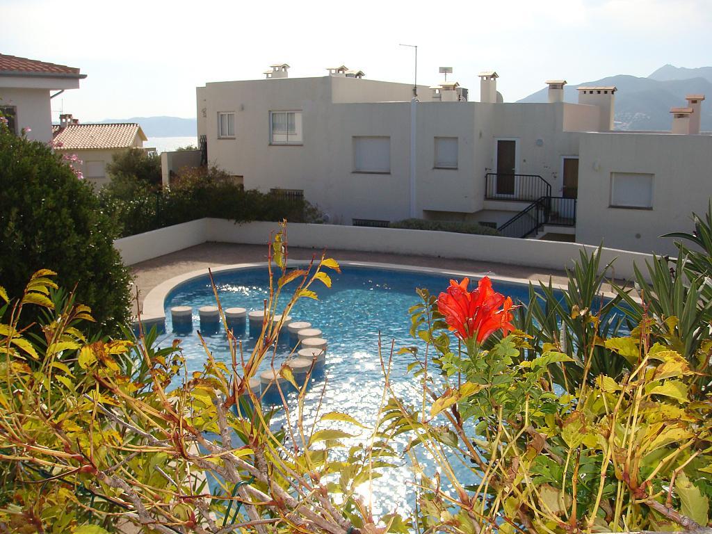 Piscina - Apartamento en venta en calle Garrotxa, Llançà - 296600310