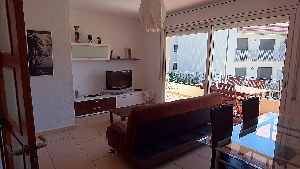 Salón - Apartamento en venta en calle Vall de Sol, Llançà - 323956928